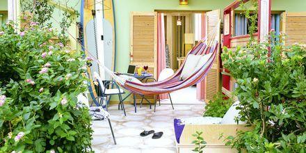 Enrumslägenhet Deluxe på Villa Rossa Area Boutique Beach Resort i Parga.