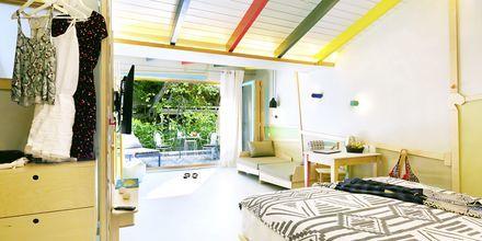 Juniorsvit på Villa Rossa Area Boutique Beach Resort i Parga.