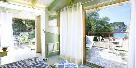 Svit på Villa Rossa Area Boutique Beach Resort i Parga.