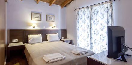 Enrumslägenheter på hotell Villa Vaso i Parga, Grekland.