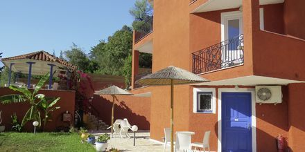 Hotell Vliho Bay Boutique Hotel på Lefkas, Grekland.