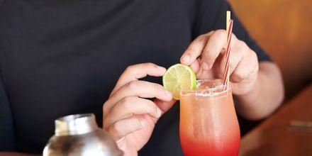 En god drink förgyller semestern!