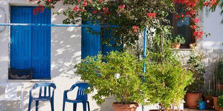 Ormos på Samos, Grekland.