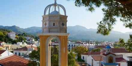 Besök den trevliga byn Ormos som ligger ca 4 kilometer längs kusten från Votsalakia.