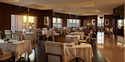 Italiensk à la carte på Social by Heinz på hotell Waldorf Astoria Dubai Palm Jumeirah i Dubai.