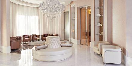 Spa på hotell Waldorf Astoria Dubai Palm Jumeirah i Dubai.