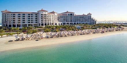 Waldorf Astoria Dubai Palm Jumeirah i Dubai – ett fantastiskt hotell.