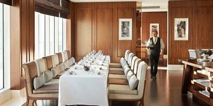 Restaurang Social by Heinz på hotell Waldorf Astoria Dubai Palm Jumeirah i Dubai.