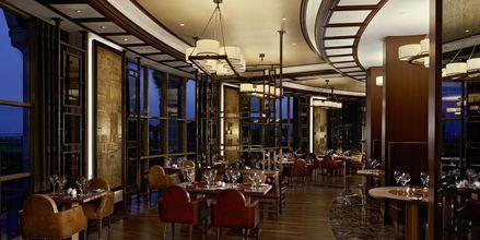 Lexington Grill på Waldorf Astoria Ras Al Khaimah.