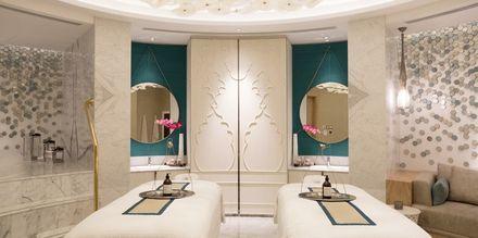 Spa på Waldorf Astoria Ras Al Khaimah.