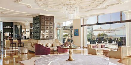 Camelia Tea Lounge, Waldorf Astoria Ras Al Khaimah.