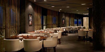Japanska restaurangen UMI på Waldorf Astoria Ras Al Khaimah.