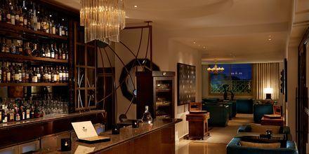 Cigarrbar på Waldorf Astoria Ras Al Khaimah.