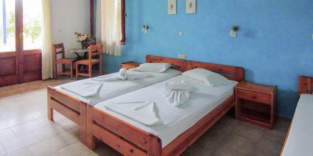 Enrumslägenhet på hotell White Rock på Samos.