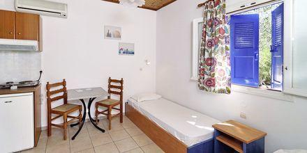 Tvårumslägenhet på hotell White Rock på Samos.