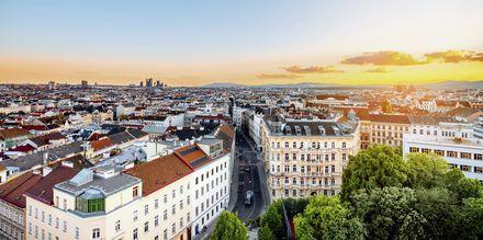 Wien har gamla anor och är en häftig symbios av historia och modernitet.