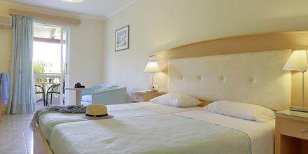 Enrumslägenhet på hotell Windmill i Argassi, Zakynthos.