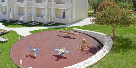 Lekplats på hotell Windmill i Argassi, Zakynthos.
