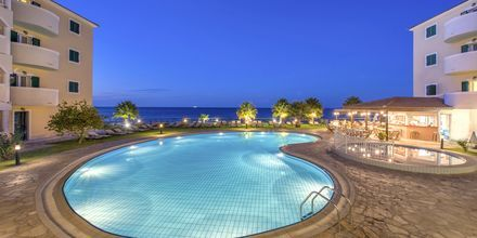 Pool på hotell Windmill Bay i Argassi, Zakynthos.