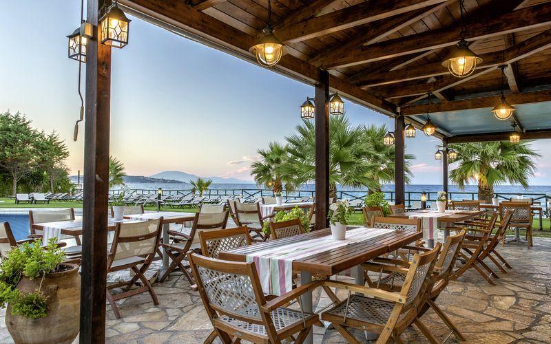 Apollos hotell Windmill Bay, Zakynthos.