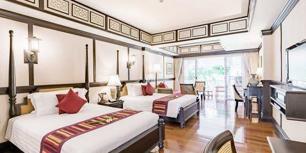 Deluxerum Plus på Wora Bura Hua Hin Resort & Spa, Thailand.