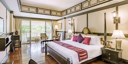 Deluxerum på Wora Bura Hua Hin Resort & Spa, Thailand.