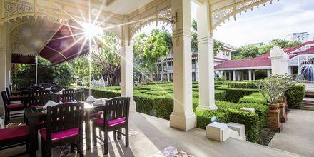 Restaurang på Wora Bura Hua Hin Resort & Spa, Thailand.
