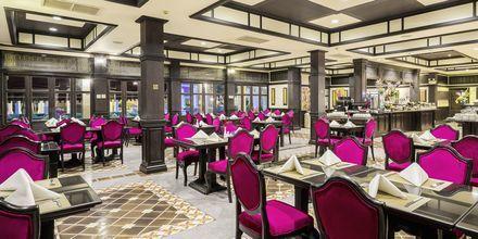 Restaurang Chulamongkut  på Wora Bura Hua Hin Resort & Spa, Thailand.
