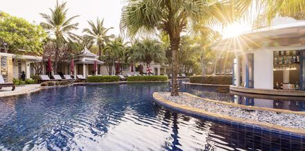 Pool på Wora Bura Hua Hin Resort & Spa, Thailand.