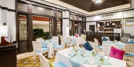 Restaurang Rak Ta Lay på Wora Bura Hua Hin Resort & Spa, Thailand.
