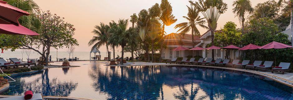 Wora Bura Hua Hin Resort & Spa, Thailand.
