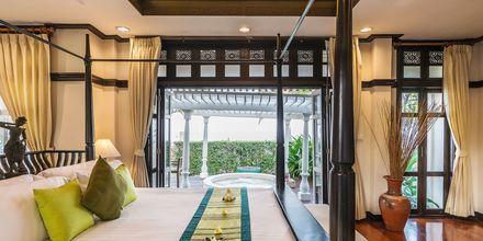 Tvårumsvilla på Wora Bura Hua Hin Resort & Spa, Thailand.