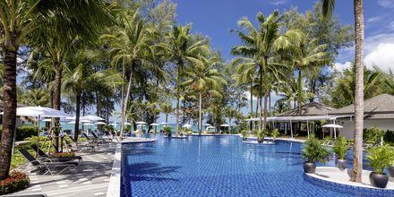 Poolen på hotell X10 Khao Lak, Thailand.