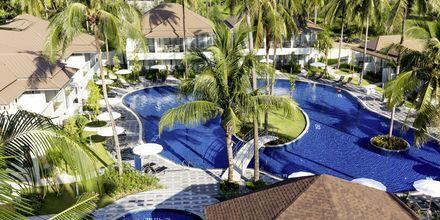 Poolområdet på hotell X10 Khao Lak, Thailand.