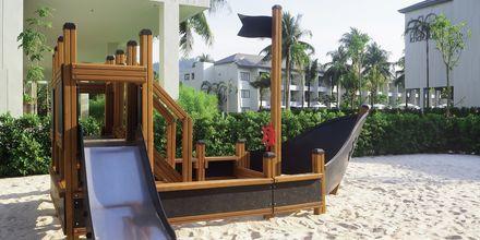 Lekplats på hotell X10 Khao Lak, Thailand.