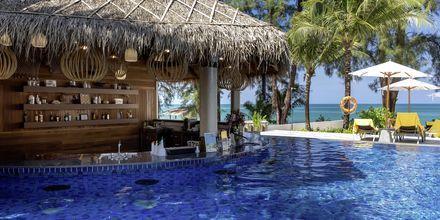 Poolbaren på hotell X10 Khao Lak, Thailand.