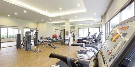 Gymmet på hotell X10 Khao Lak, Thailand.