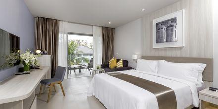 Deluxerum på Hotell X10 Khao Lak.