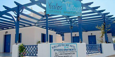 Yallos i Lefkos på Karpathos.
