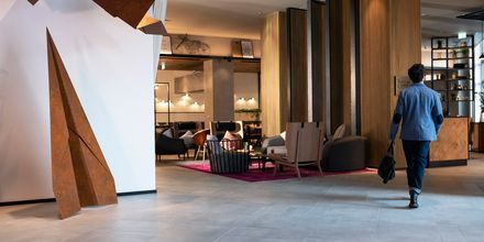 Lobby på Zabeel House By Jumeirah The Greens i Dubai, Förenade Arabemiraten.
