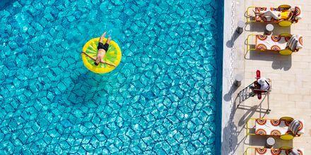 Pool på Zabeel House By Jumeirah The Greens i Dubai, Förenade Arabemiraten.