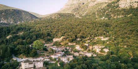 Zagoria i norra Grekland.
