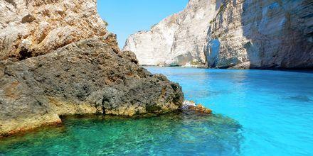 Zakynthos i Grekland.