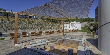Loungen på Zante Maris Suite på Zakynthos, Grekland.