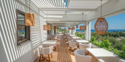restaurangen på Zante Maris Suite på Zakynthos, Grekland.