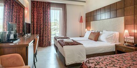 Dubbelrum på hotell Zante Park Resort & Spa, Zakynthos, Grekland.