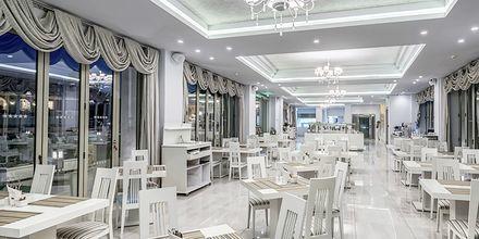 Restaurangen på hotell Zante Park Resort & Spa, Zakynthos, Grekland.