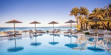 Pool på hotell Zephyros Beach Boutique, Kreta.